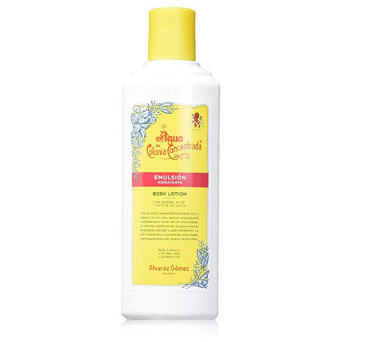 Alvarez Gomez Aqua De Colonia Concentrada Body Lotion