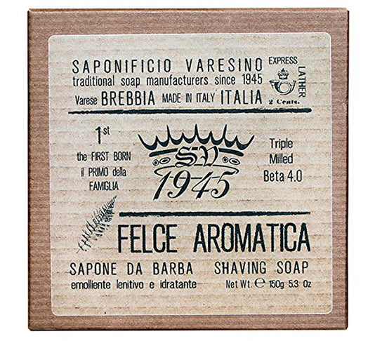 Aromatic Fern Shave Soap Refill