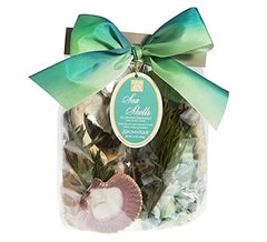 Aromatique Sea Shells Decorative Fragrance Bag