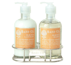 Barr Co. Blood Orange Amber Hand & Body Duo