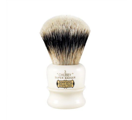 Chubby CH3 Super Badger Shaving Brush