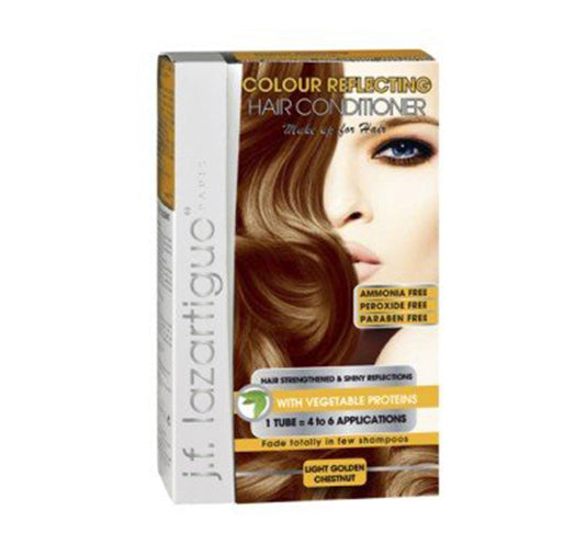 J.F.Lazartigue Colour Reflecting Hair Conditionner light golden chestnut