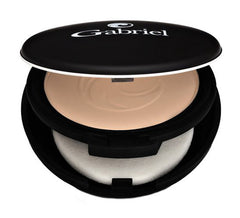 Gabriel  Compact Powder Foundation - Natural