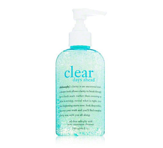 Philosophy Clear Days Treatment Cleanser