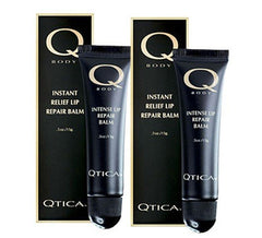 QTICA Intense Lip Repair Balm Set of 2