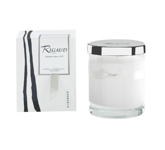 Rigaud Gardenia Bougie D'ambiance Parfumee Medium Candle