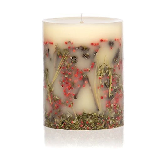 Rosy Rings Red Currant & Cranberry Big Round Scented Candles