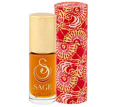 Sage Garnet Roll-on Perfume Oil - Garnet