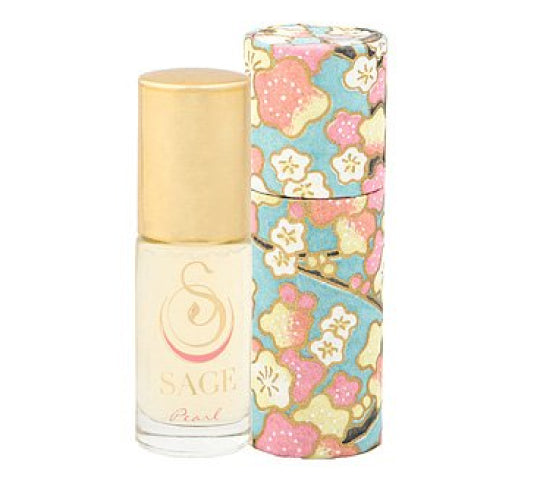 Sage Roll-on Perfume Oil - Pearl