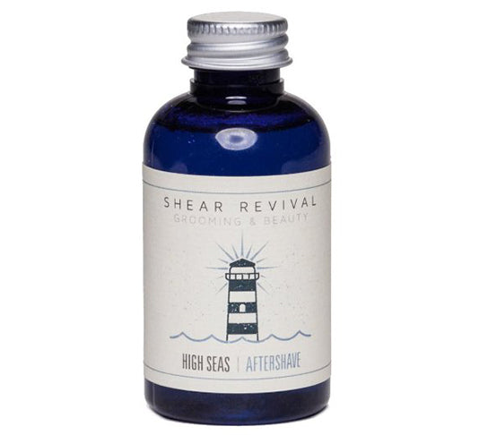 Shear Revival High Seas Aftershave