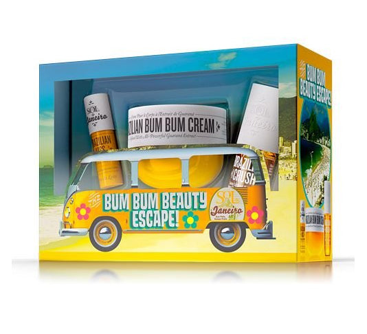 Sol De Janeiro Bum Bum Brazilian Beauty Escape Gift Set
