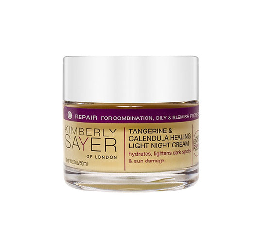 Kimberly Sayer Healing Light Night Cream