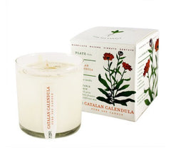 Kobo Candles Wild Tomato Vine Soy Candle with Plantable Box
