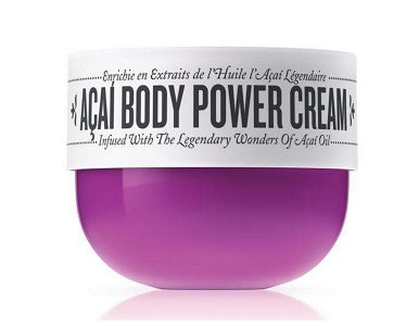 Sol de Janeiro Acai Body Power Cream - Travel size 2.5 oz