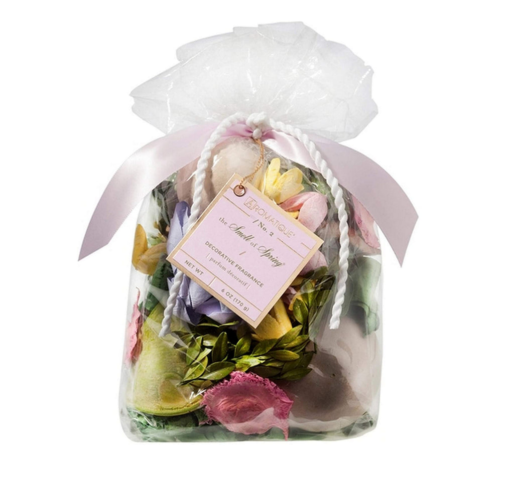 Aromatique The Smell of Spring 6 Ounces Decorative Fragrance Potpourri Bag