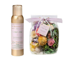 Aromatique The Smell of Spring Room Fragrance Spray and Decorative Fragrance Bundle Featuring a Gute Carrying Bag (3 Piece Bundle)