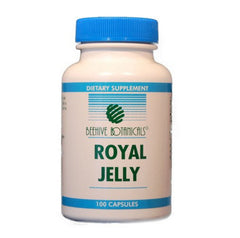 Beehive Botanicals Royal Jelly Capules-1000 Mg-100 Count