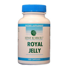 Beehive Botanicals Royal Jelly Capules - 500 Mg-100 Count