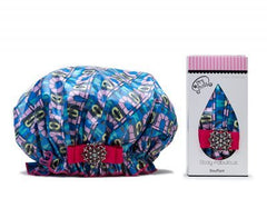 Dry Divas Washable Shower Cap (Atomic Glo)
