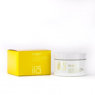 ila-Spa Body Cream for Vital Energy, 7.05 fl. oz.