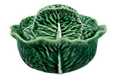 Bordallo Pinheiro Cabbage 0.4 Liters 13.5 Ounces Tureen