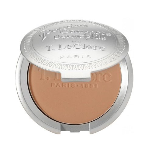 T. LeClerc Pressed Powder - No. 08 Cannelle