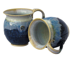 Castle Arch Pottery Coffee and Tea Mugs Set of Two