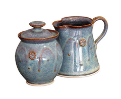 Castle Arch Sugar and Creamer Set