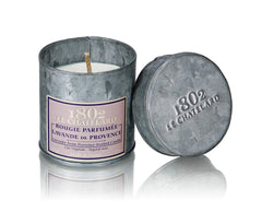 Le Chatelard 1802 Lavender Scented Candle in Metal Box 100g