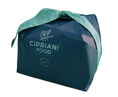 Cipriani Food Hand Wrapped Fugassa, Luxury Focaccia Holiday Cake, 1kg/2.2 lb