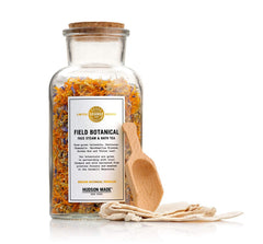 Hudson Made Grange Collection - Field Botanical Bath Tea 500 ml Field Botanical/Face Steam & Bath Tea