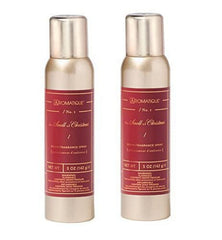 Aromatique Package of Two (2) 5 Oz Room Fragrance Sprays in The Smell of Christmas