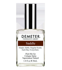 Demeter Fragrance Library - Saddle - 1 Ounce / 30 ml Cologne Spray