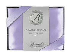 Branché Charmeuse Case King, Lavender