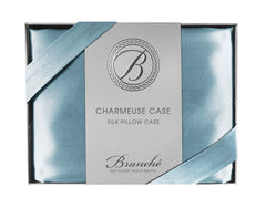 Branché Charmeuse Case King, Blue