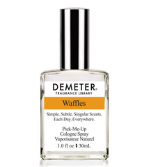 Demeter Fragrance Library - Waffles - 1 Ounce / 30 ml Cologne Spray