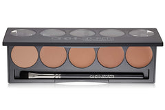 CINEMA SECRETS Pro Cosmetics Ultimate Foundation 5-In-1 Pro Palette, 500A Series