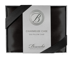 Branché Charmeuse Case King, Black