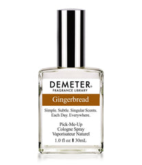 Demeter Fragrance Library Cologne Spray, Gingerbread, 1 oz.