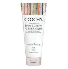 Coochy Shave Cream Coastal Haven 12.5 Fl. Oz