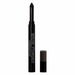 Nouba Waterproof Brow Powder (Dark Brown)
