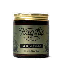 Flagship Dead Sea Clay Hair Pomade and Clay