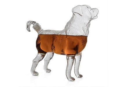 The Wine Savant Dog Decanter