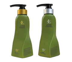 ELC Dao of Hair RD Smooth Frizz-Free Shampoo 12 oz and Conditioner Set 12 oz with Gute Carrying Bag (Three Piece Bundle)
