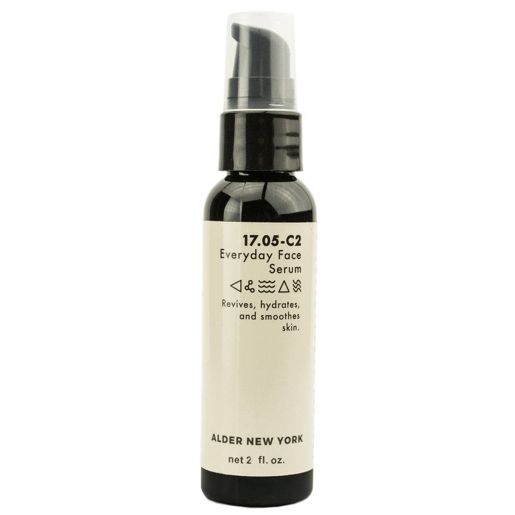 Alder New York Everyday Face Serum - Revives, Hydrates and Nourishes Skin
