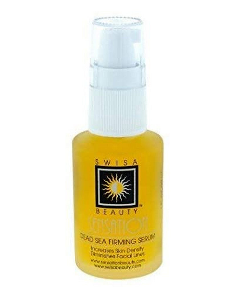 Swisa Beauty Dead Sea Firming Serum - for Sensitive Areas Needing Special Attention - for All Skin Types
