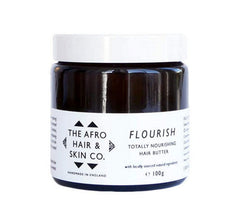 The Afro Hair & Skin Co. FLOURISH - Totally Nourishing Hair Butter, 100g