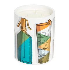 Fornasetti Women's Fornasetti Scented Cocktail Candle, Multi, One Size