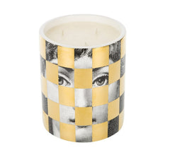 Fornasetti Scented Candle SCACCO 900g