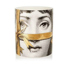 Fornasetti Women's Fornasetti Scented Regalo Gold Candle, Gold/Multi, One Size